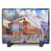 ibrox  park going to the match slate print (1) (1)